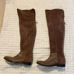 Free People over the knee boot size 6.5